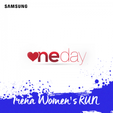 Samsung Irena Women's Run dla ONE DAY
