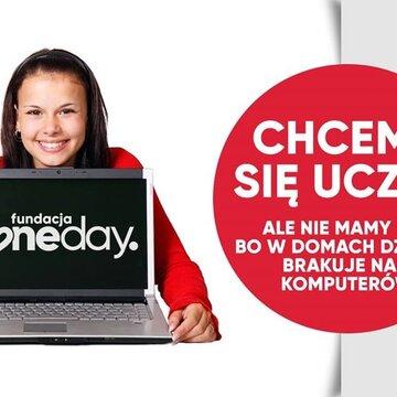 Pilne! AKCJA INFORMACYJNA o braku laptopów w domach dziecka